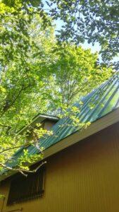 施工完了屋根外壁
